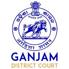 Ganjam District Court Jobs
