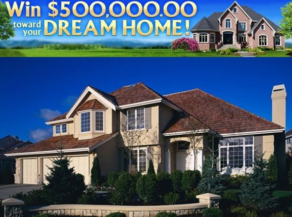 PCH $500000 Dream Home Sweepstakes
